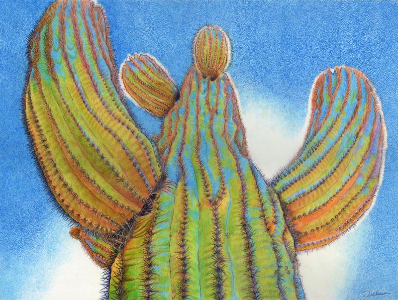 Desert King by Rhonda Dicksion