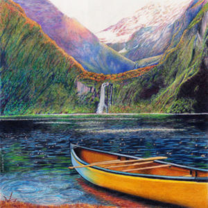 Journey to Shangri-La by Rhonda Dicksion
